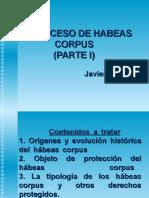 Der.proc.Constituc Habeas Corpus