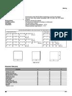 Metering Specifications69
