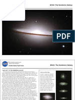Lp Sombrero Galaxy