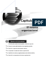 Sistema Organizacional- Calidad