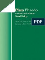 Plato - Phaedo