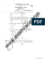 Mathematics Objective Questions Part 13