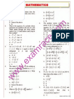 Mathematics Objective Questions Part 17