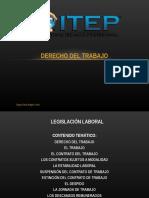 001 Derecho del Trabajo.ppt