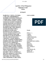 Isabelita Vinuya Et Al vs the Executive Secretary, Secretary of Foreign Affairs... Gr 162230