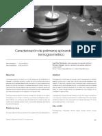 Caracterización de Polímeros Aplicando ...Ico _ Rodríguez _ Métodos y Materiales