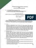 Se-19_pb_2-2014-Se Bersama Tentang Tindak Lanjut Perubahan Batas Usia Pensiun Berdasarkan Uu No 5 Tahun 2014 Tentang Asn Dan Pp No 21 Tahun 2014 Tentang Pemberhentian Pns Yang Mencapai Batas Usia Pensiun Bagi Pejabat Fungs