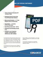 Checkmate Plus Portable Corrosion Monitor