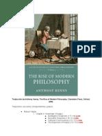 Toño Queni - El Alzamiento de La Filosofía Moderna