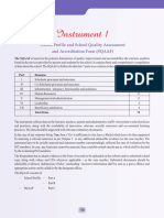 School Quality Assessment and Accreditation Form (SQAAF)