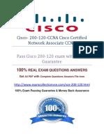 Examcollection 200-120 VCE