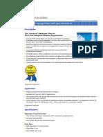 Acrodisc Syringe Filter PALL