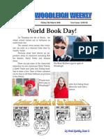 Woodleigh School Newspaper 3