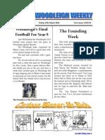 Woodleigh School Newspaper 5