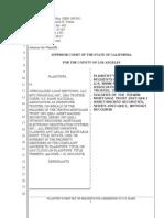 RFA One US Bank Form