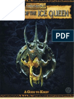 WFRP 2nd Ed - Realm of the Ice Queen