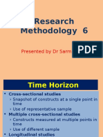 Research Methodology 6