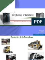 Tema Introducción Al Mainframe