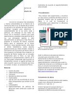 determinación de la constante de plank- FQ UNAM