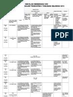 Rancangan Mengajar Tahunan Ting 3 2012