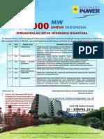 Pt Indonesia Power lowongan