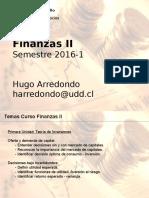 Finanzas 2 - 2016-1Sem - Updated 13Abr