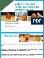 Artículo de Nutrición aves