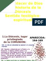 5. El Acontecer de Dios en La Historia de La Diócesis