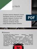 Malware y Hack