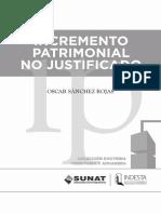 Incremento Patrimonial no justificado.pdf