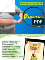 Ppt Diabetes Melitus