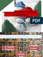 Bab 8 Kajian Fabrik -Nurulha
