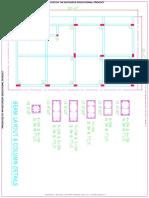 30x50 Plan Column Details