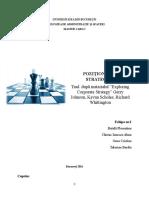 Poziționarea Strategică Final