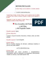 1er. Dom Adv.