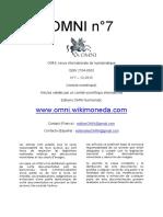 Sánchez Vendramini - Nueva Moneda de Juliano y La Fecha de Su Conversion