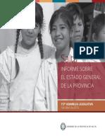 Informe Estado General de La Provincia Salta Abril 2015