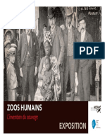 Programme Zoos Humains
