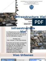 Presentación infraestructura vial