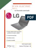 Catálogo American Electric