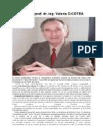 Academician Prof