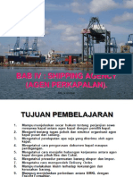 BAB 4 Shiping Agency