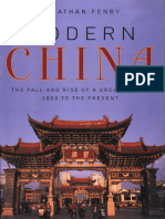 Modern China, The Fall and Rise of a Great Power, 1850 to the Present - Fenby, Jonathan(Ecco