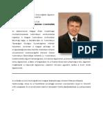 Dr. Lentner Csaba egyetemi tanár, a Nemzeti Közszolgálati Egyetem Közpénzügyi Tanszékének vezetője.