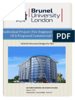 Fire Design Main Report