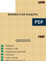 D'End Forming Process