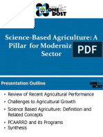 e brown - science-based agriculture - updated