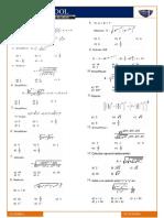 Algebra - Leyes de Exponentes - Academia