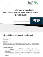 Deschiderea procedurii insolventei   Efectele deschiderii procedurii (2).pptx