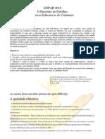 ENPAR_2010_programa_provisorio